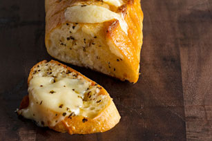 Cheesy Garlic-Basil Bread