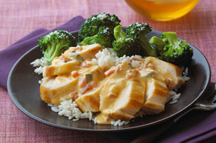 Cheesy Salsa Chicken & Rice Image 1