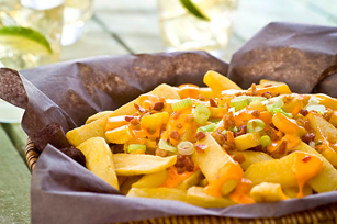 CHEEZ WHIZ Jalapeno Tex Mex French Fries Image 1