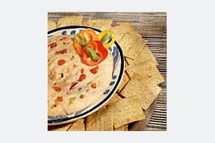 Cheesy Bean Dip Image 1