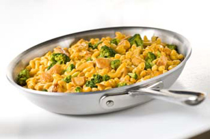 Cheesy Chicken & Broccoli Mac