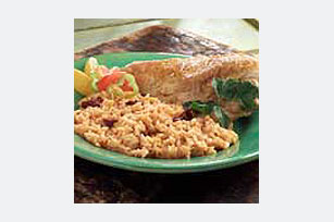 Cheesy Chipotle Chicken & Rice Image 1