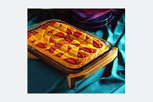 Cheesy Corn Dog Bake Image 1