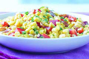 Cheesy Creamed Corn Image 1