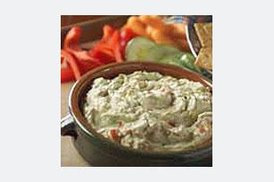 Cheesy Guacamole Dip Image 1