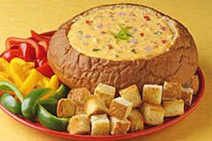 Dip hawaiano con queso Image 1
