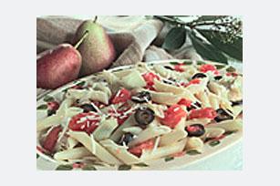 Mediterranean Artichoke Pasta