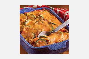 Cheesy Mexican Bake Image 1