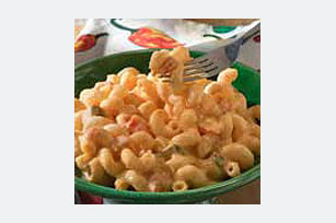 Cheesy Mexican Pasta Image 1