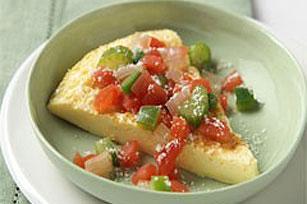 Cheesy Spanish Frittata Image 1