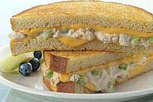 Cheesy Tuna Melt Recipe - Kraft Canada