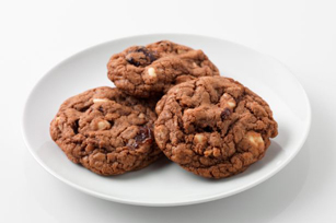 Chewy Chocolate-Cherry Cookies Image 1