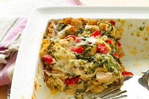 Chicken Caesar Lasagna Image 1