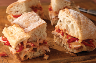 Chicken Ciabatta Image 1