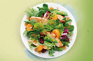 Chicken & Citrus Salad