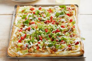 Pizza club au poulet  Image 1