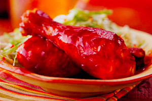 chicken-drumsticks-barbecue-sauce-147538 Image 1