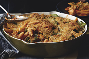 Chicken and Penne Pasta Bake Image 1