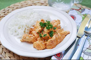 Chicken Stroganoff for the Family Image 1