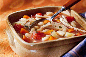 chicken-vegetable-bean-soup-148482 Image 1