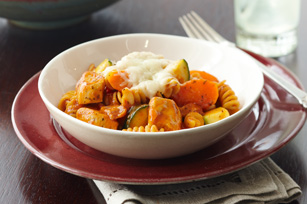 Chicken Vegetable Marinara