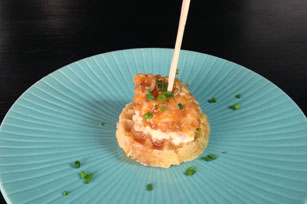 Chicken and Waffle Bites Image 1