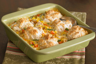 Cheesy Chicken Pot Pie