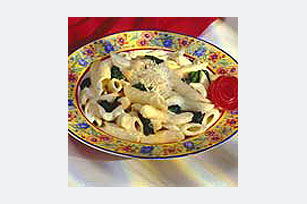 Chicken and Penne Florentine Image 1