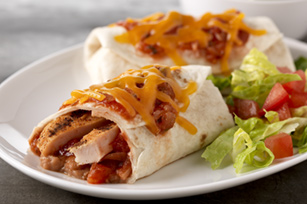 Chicken Burritos Image 1