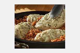 One-Skillet Chicken Parmesan Image 1