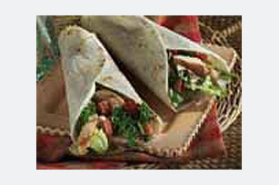 Chicken Salad Wraps Image 1