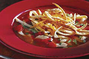 Chicken Tortilla-Lime Soup