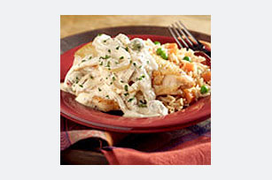Chicken with Chipotle Cream Sauce