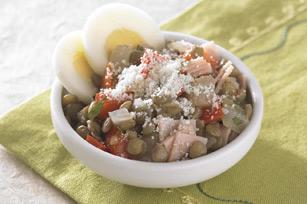 Chilean-Style Lentils