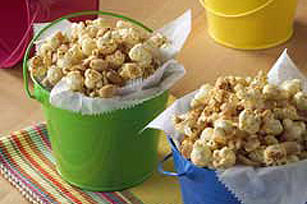 Chili-Cheese Movie Popcorn Image 1