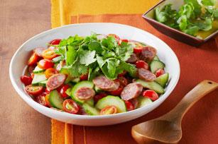 Salade de saucisses chinoises Image 1