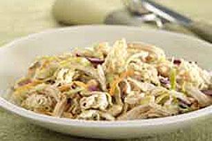 Ensalada china de pollo con fideos Image 1