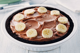 Chocolate-Banana Pudding Pie Image 1