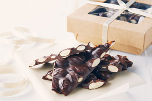 Chocolate-Almond Bark Image 1