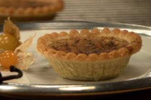 Chocolate-Butter Tarts