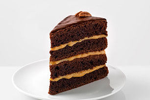 Chocolate-Caramel Cream Torte Image 1