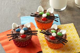 Chocolate Cat Cupcakes
