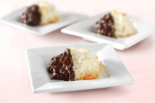 BAKER'S Chocolate-Dipped Macaroons