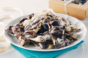Chocolate Marble Bark Image 1