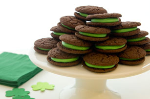 Biscuits sandwich choco-menthe Image 1