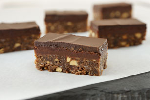 Chocolate-Peanut Butter Nanaimo Bars Image 1