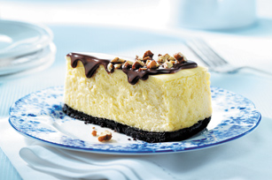 Chocolate-Pecan Cheesecake Image 1