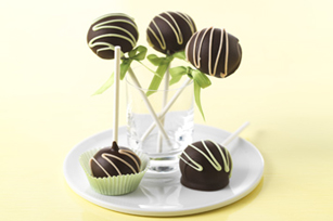Chocolate Truffle Cookie Pops Image 1