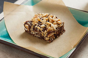 Chocolate Caramel Peanut Bars Image 1