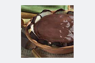 Chocolate Cheese Pie Image 1